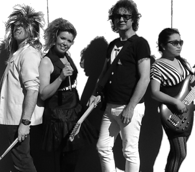 The Fluros 80s Tribute Band: Auckland Band - NZBands Profile
