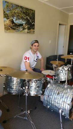 Auckland Drummer available